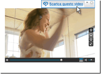RealPlayer scarica video