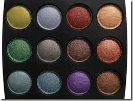 Coastal Scents Go Palette Moscow