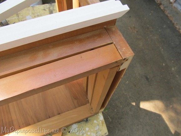 Chest of Drawers into Entertainment Center (13)