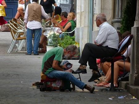 20. Vacsuitor de pantofi - Porto.JPG