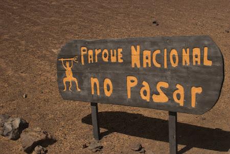 Parcul Naţional Timanfaya Lanzarote
