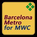 Barcelona Metro 바르셀로나 지하철 icon