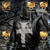 Next Launcher Knight Theme