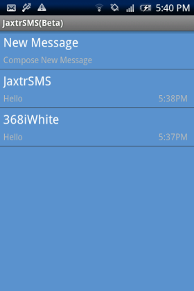 Send Free SMS From Your Own Number Through JaxtrSMS - Instant Fundas