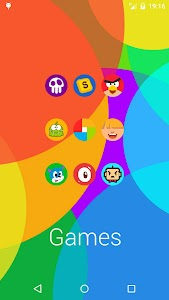 Goolors Circle - icon pack v3.2.3