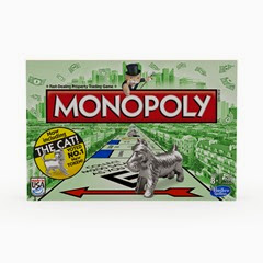 monopoly classic family board game