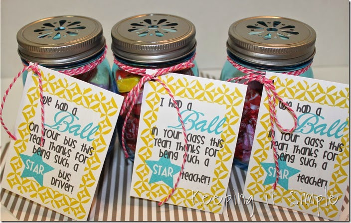 teacher appreciation gifts ideas free printable keeping it simple