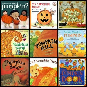 Pumpkin book for kids from KC Edventures