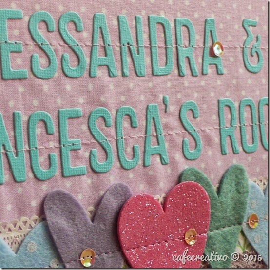sizzix big shot - door hanger-canvas-decor-girl-room - targa-fuoriporta-bambini-cameretta  by Anna Drai - cafecreativo