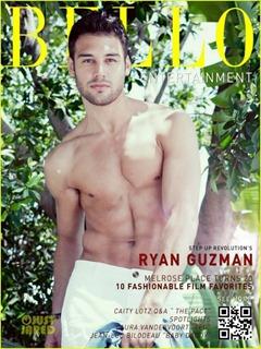 Ryan Guzman Calvin Klein Slim-Fit Solid Performance Dress ...