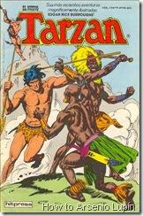 P00017 - El Nuevo Tarzan #17