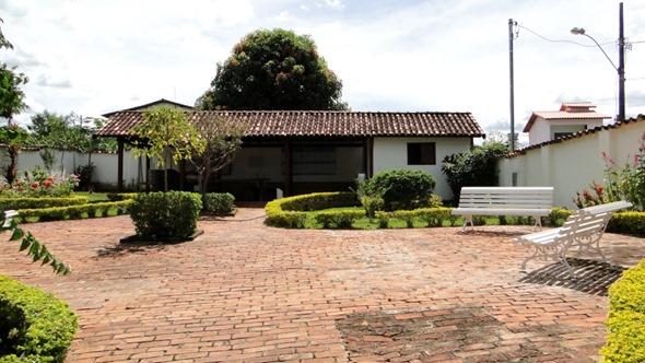 Museu Casa Guimarães Rosa - Quintal