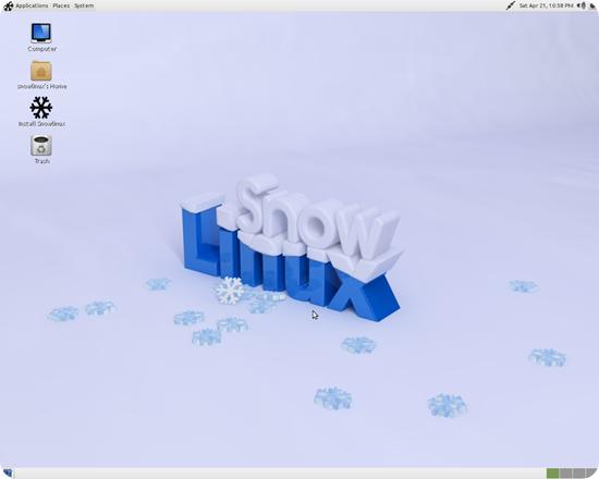 snowlinux