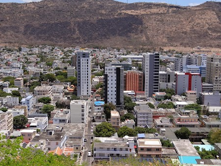 Panorama Port Louis