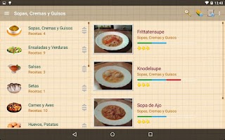 Screenshot of My Cookery Book (Trial)