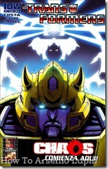 P00005 - The Transformers #21 - Sp