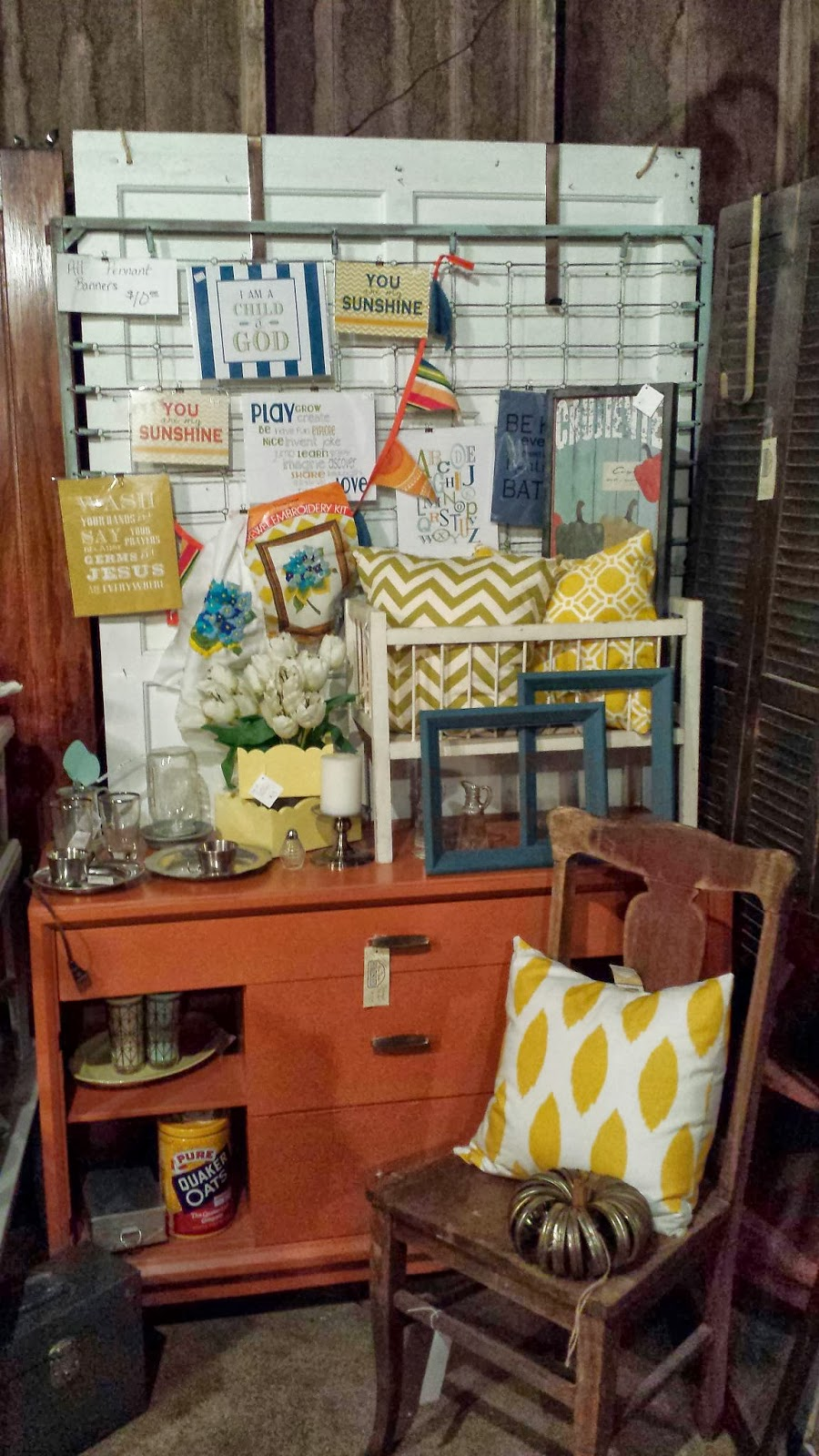 31 Days Of Decorating With Junk The Homeshed Sale Preview
