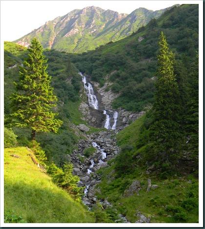 Cascada Podragu