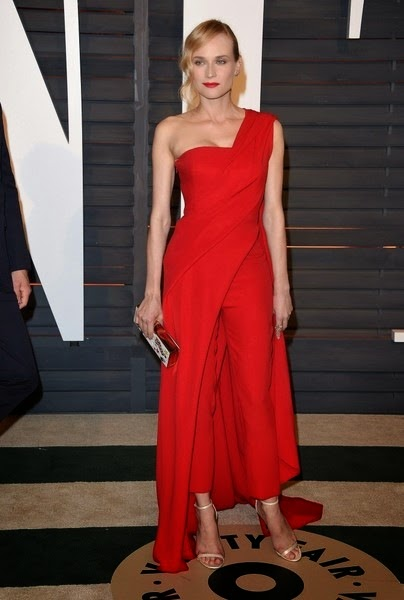 Diane Kruger 2015 Vanity Fair Oscar Party