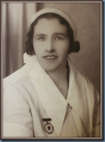 Grace  Gold Phairn, Graduation 1931