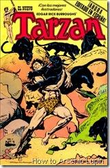 P00001 - El Nuevo Tarzan #1