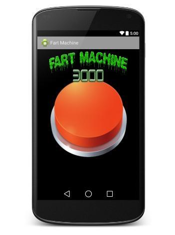 Fart Machine 3000
