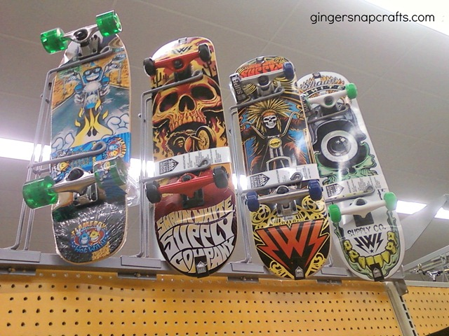 skateboards at Walmart
