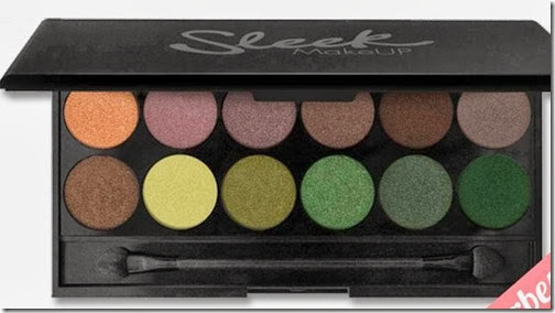Immagine Sleek Makeup Garden of Eden
