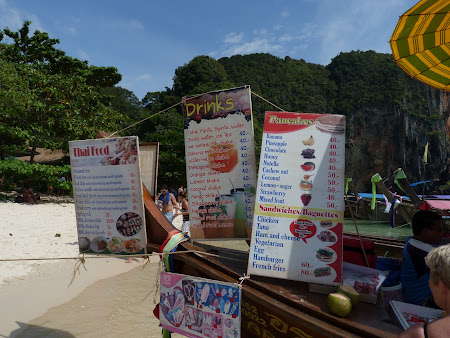 Fast food Railay