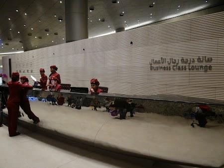 21. Business lounge - Doha Airport.JPG