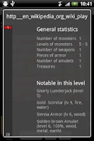 Screenshot of Web Raid Mobile