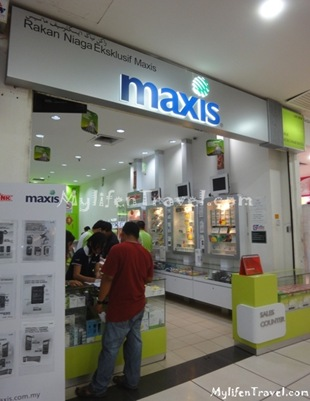 Maxis Wireless Internet 05