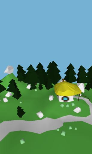 Green Forest 3D