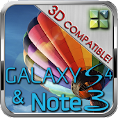 Next Theme Galaxy S4 Note3 3D