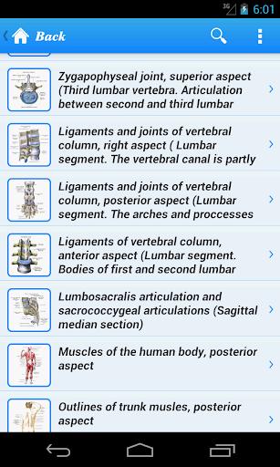 【免費醫療App】Human Anatomy I-APP點子