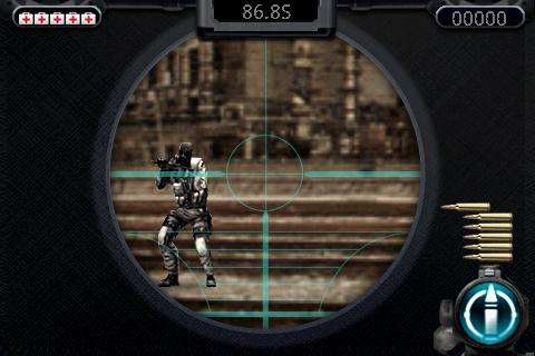 Sniper - screenshot