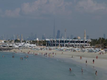 Plaja Jumeirah Dubai