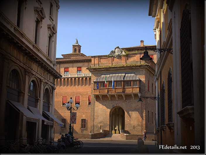 Castello Estense, Ferrara, Iyaly, Photo 2