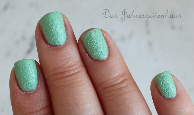 Sally Hansen Sugar Coat 600 Sour Apple 5