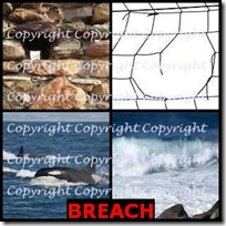 BREACH- 4 Pics 1 Word Answers 3 Letters