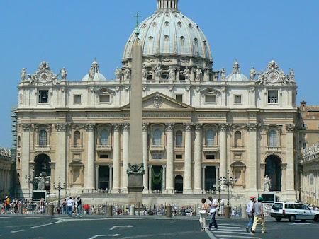 Imagini Vatican: Catedrala San Pietro
