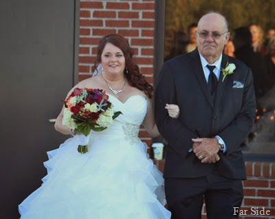 Bethany and her Dad Ronnie