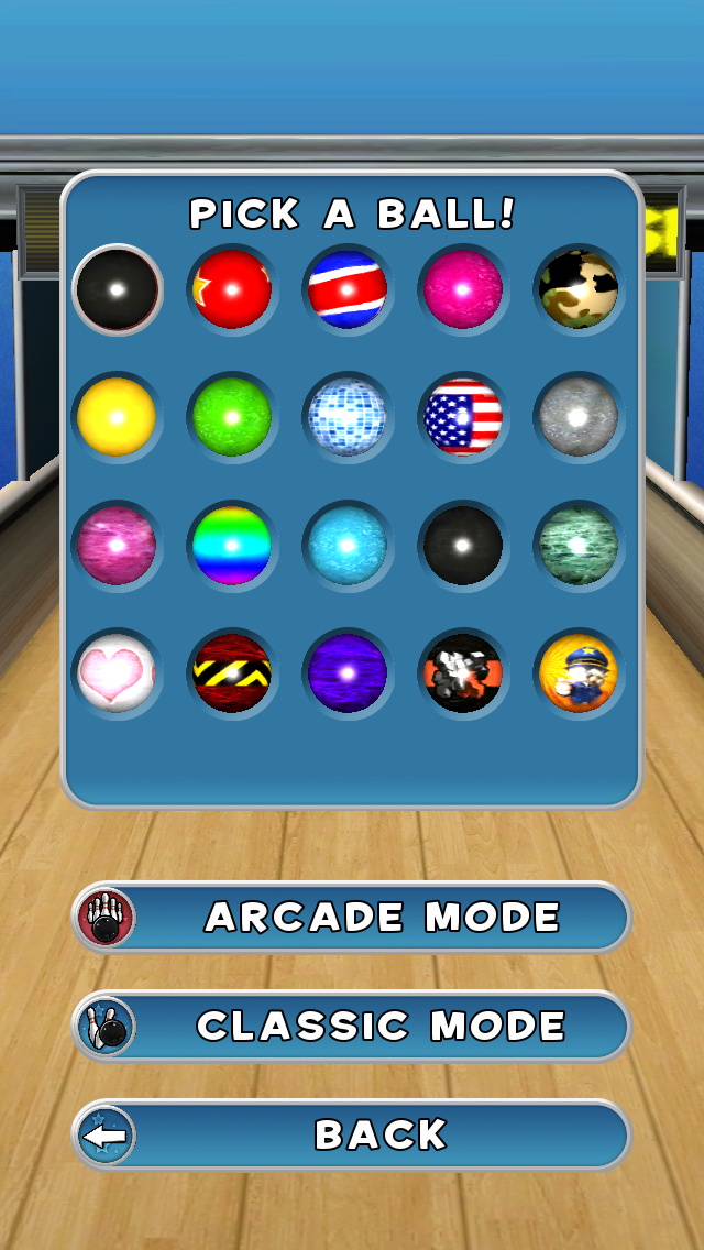 Spin Master Bowling screenshot #13
