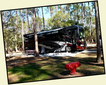02 Fort Wilderness Campground site 1609