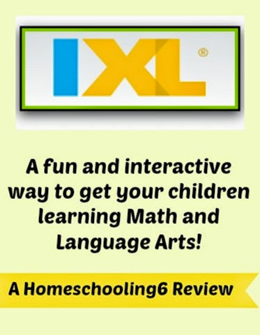 Schoolhouse Review: IXL - Homeschooling 6