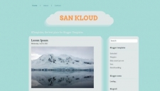 San kloud blogger template 225x128