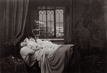 Henry Peach Robinson - Sleep