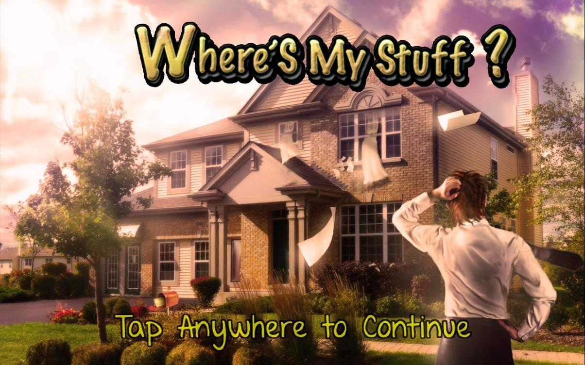 Where's My Stuff? %100 Free- screenshot