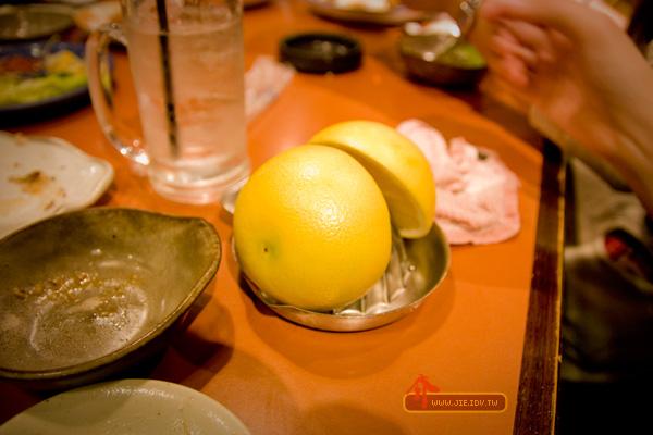 日本輕井澤DIY做檸檬汁