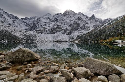 Salomon Exit Aero : Frihet :: góry polskie i na świecie